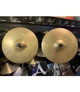 """Zildjian Vintage Zildjian 1960s 12"""" K Hi Hats"""