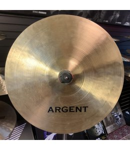 "Used Argent 14"" Crash"