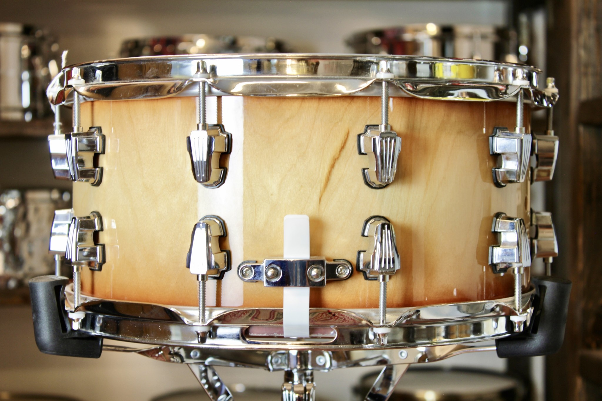 Used Ludwig Epic Snare Drum Rupp S Drums
