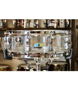 "Ludwig Vintage Ludwig Clear Vistalite 5X14"" Snare Drum"