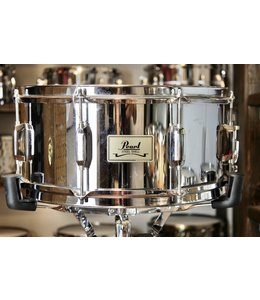 "Pearl Used Pearl 14"" Steel Snare"