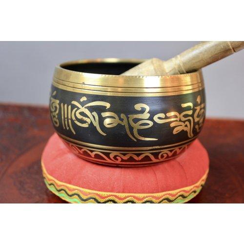 Dobani Decorated 3 3/4'' Singing Bowl
