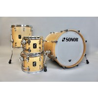 Sonor Prolite 3pc Studio Shellpack - Natural Maple