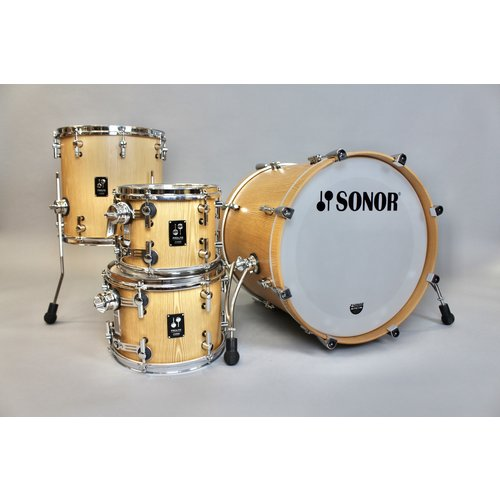 Sonor Sonor Prolite 3pc Studio Shellpack - Natural Maple