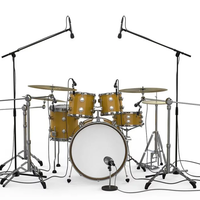 The Basics of Drum Recording!
