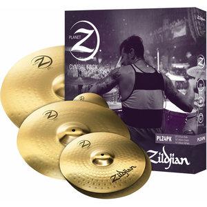 """Zildjian Zildjian Planet Z 4 Pack (14"""" Pr, 16"""", 20"""")"""