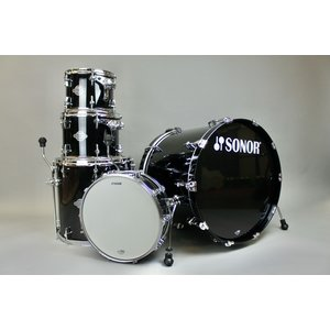 Sonor Sonor Select Force 5pc Stage 3 Shellpack - Piano Black
