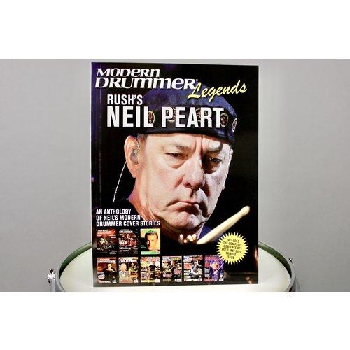 Modern Drummer Legends: Neil Peart (Book)