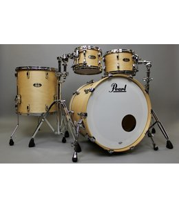 Pearl Pearl Masters Maple/Gum 4pc Shell Pack - Hand Rubbed Natural Maple