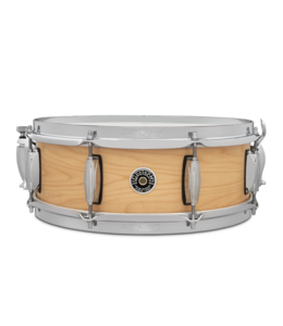 Gretsch Gretsch Brooklyn 5x14 Straight Satin Snare Drum with Lightning Throw-Off