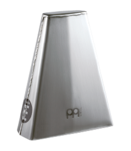 "Meinl Meinl Hand Model 7 3/4"" Hand Brushed Steel Finish Bell"