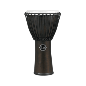 """LP LP Rope Tuned 11"""" Copper Synthetic Djembe"""