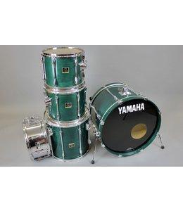 Yamaha Used Yamaha Stage Custom 5pc Shell Pack - Marina Green