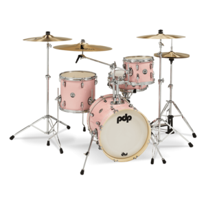 PDP PDP New Yorker 4pc Shell Pack Pale Rose Sparkle