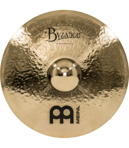 "Meinl Meinl 22"" Byzance Heavy Hammered Crash Brilliant"