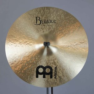 "Meinl Meinl Byzance 19"" Traditional Medium Thin Crash"