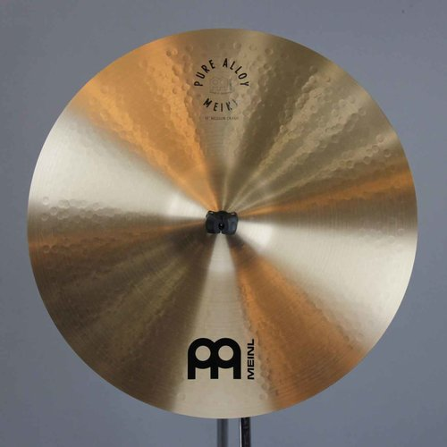 "Meinl Meinl 18"" Pure Alloy Medium Crash"