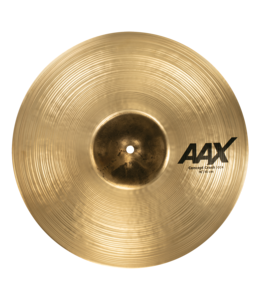 "Sabian Sabian AAX 16"" Black Friday Concept Crash Cymbal"