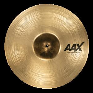 """Sabian Sabian AAX 16"""" Black Friday Concept Crash Cymbal"""