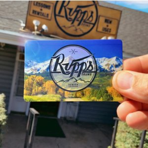 RUPPS GIFT CARD