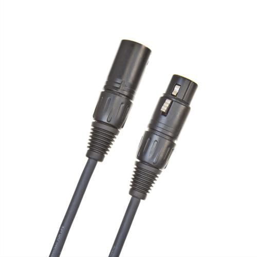 Daddario Classic Series XLR Microphone Cable, 10 feet