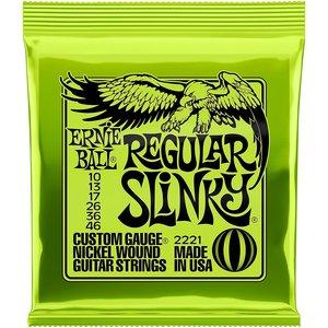 Ernie Ball Slinky Guitar Strings