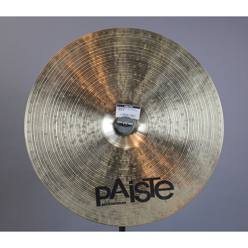 "Paiste Used Paiste 18"" Twenty Thin Crash"