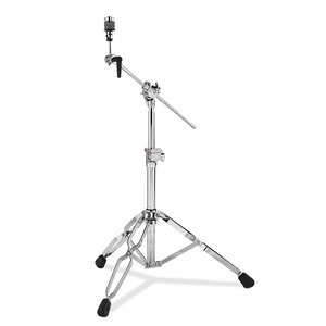 DW DW Heavy Duty Low Straight-Boom Cymbal Stand