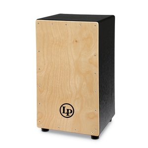 LP LP Black Box Wire Cajon with Natural Faceplate