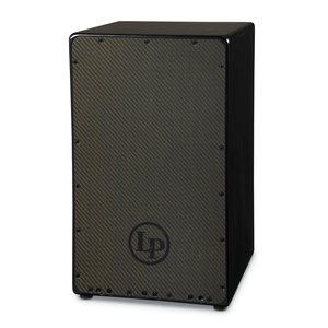 LP LP Woodshop Carbon Fiber Soundboard String Cajon