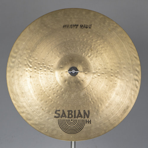 "Sabian Used Sabian 20"" HH Heavy Ride"