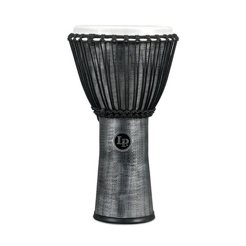 "LP LP World Beat FX 11"" Rope Tuned Djembe Grey"
