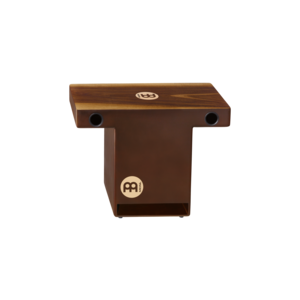 Meinl Meinl Turbo Slap-Top Cajon Frontplate: Walnut