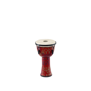 "Meinl Meinl 8"" Travel Series Mechanical Tuned African Djembe Pharaoh's Script w / Goat Skin"