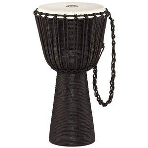"Meinl Meinl Headliner Black River Series 13"" Extra Large Rope Tuned Djembe"