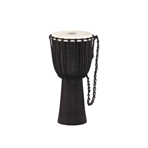 "Meinl Meinl Headliner Black River Series 12"" Large Rope Tuned Djembe"