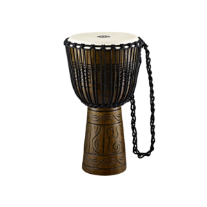 "Meinl Meinl Headliner 13"" Rope Tuned Artifact Series Wood Djembe"