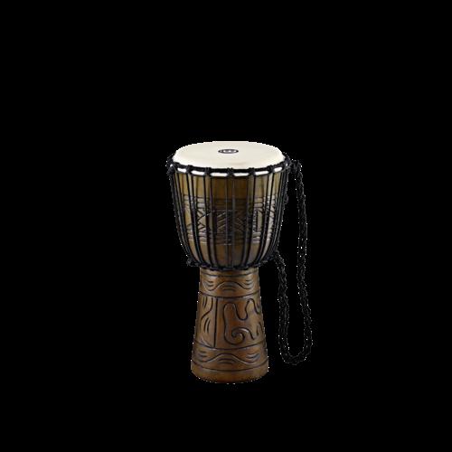 """Meinl Meinl Headliner 10"""" Rope Tuned Artifact Series Wood Djembe"""