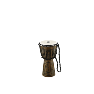 "Meinl Meinl Headliner 8"" Rope Tuned Artifact Series Wood Djembe"