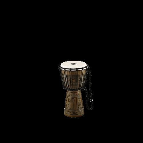 """Meinl Meinl Headliner 8"""" Rope Tuned Artifact Series Wood Djembe"""