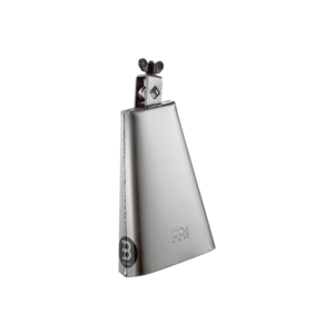 "Meinl Meinl Realplayer 8"" Small Mouth Cowbell in Brushed Steel Finish"