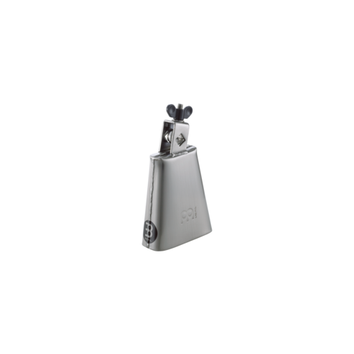 "Meinl Meinl 4 1/2"" Realplayer Medium Pitch Cowbell in Brushed Steel Finish"