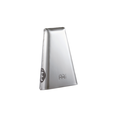 "Meinl Meinl Hand Held 8.15"" Hand Brushed Steel Finish Cowbell"