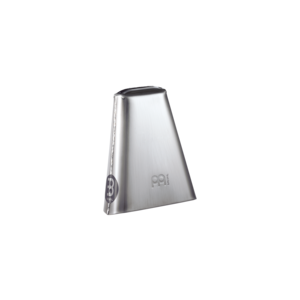 "Meinl Meinl Hand Held 6.5"" Hand Brushed Steel Finish Cowbell"