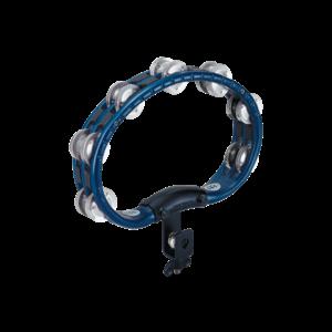 Meinl Meinl ABS Mountable Tambourine Aluminum Jingles Blue