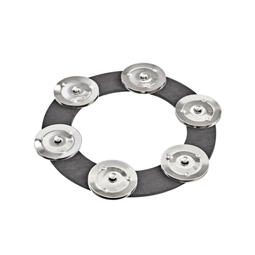 "Meinl Meinl Soft Ching Ring 6"" w/ Stainless Steel Jingles"