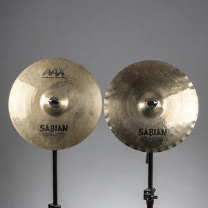 """Sabian Used Sabian AAX-Celerator 14"""" Hi Hats"""