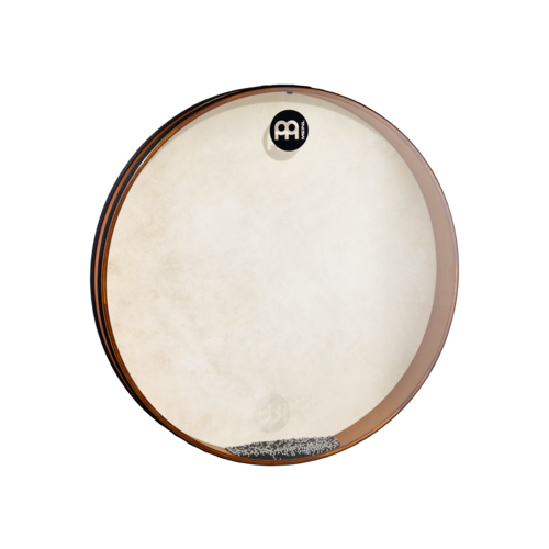 """Meinl Meinl Sea Drum 22"""" x 2 3/4"""" w/ Goat Skin & Synthetic Heads African Brown"""