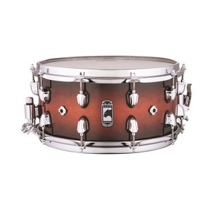 """Mapex Mapex Black Panther Solidus 14"""" x 7"""" Snare Drum"""