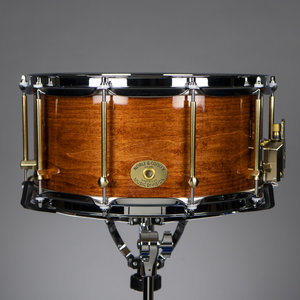"Noble & Cooley Noble & Cooley Maple Solid Shell 7x14"" Snare Drum - Honey Maple Gloss"